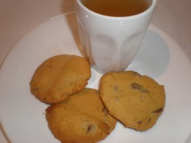 Recipe for Butterscotch Melter Biscuits