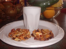 Recipe for making Florentines