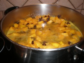 Divine recipe for Mango Chutney